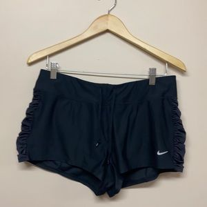 Nike dry fit lined shorts
